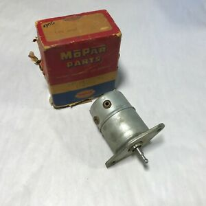1952 1953 1954 1955 Plymouth Nos Mopar Transmission Overdrive Kickdown Solenoid