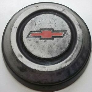1967 Thru 1968 Chevrolet Pick Up Truck Dog Hubcap 10 1 2 Inch Painted