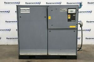Atlas Copco Ga37 50hp Rotary Air Compressor
