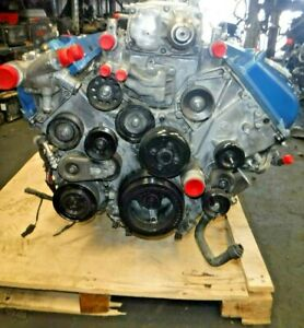 13 14 Ford Mustang Engine W 5 8l Supercharged Svt Shelby Gt500 Engine 5 8l