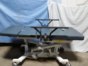 Biodex Echo Pro Bariatric Ultrasound Table Working Properly Fair Cosmetic Condti
