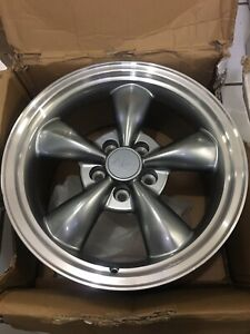 Mustang Bullitt Black Wheel 17x9 1994 2004 Ford Mustang All
