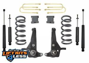 Maxtrac Suspension K883063a 4 6 Lift Kit W shocks For 98 2000 Ford Ranger