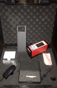 Spi Swiss Precision Instrument Portable Roughness Tester 15 739 6