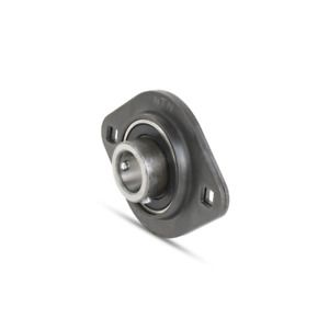 Ntn Bearings Aspfl204 Two Bolt Rhombus Flanged Unit Pressed Steel Housing