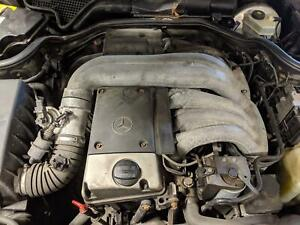 Engine 1997 Mercedes E300d 3 0l Diesel Motor With 121 962 Miles