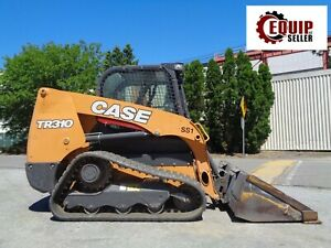 Case Skid Steers | MCS Industrial Solutions and Online
