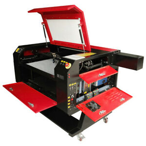 100w Co2 Laser Cutting Engraving Machine acrylic Cutter Engraver 700 500mm Usb