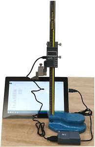 12 300mm Digital Electronic Inch Metric Height Gage Data Output Kit