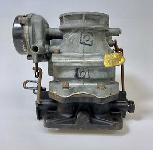 1950 1951 1952 1953 Hudson Carter 776s Carburetor Nos