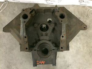 425 Oldsmobile Block Core 65 67 425 Olds Small Lifter Block