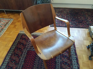Mid Century Ax Lounge Chair Made By Fritz Hansen