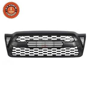 New Front Bumper Upper Grill Grille For 2005 06 07 08 09 2010 2011 Toyota Tacoma