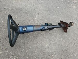 1968 1969 1970 1971 1972 Lemans Gto Chevelle 442 Steering Column Wheel