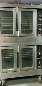Hobart Double Convection Oven