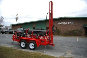Water Well Geothermal Drill Rig Pump Deep Drilling Equipment Rock Driller