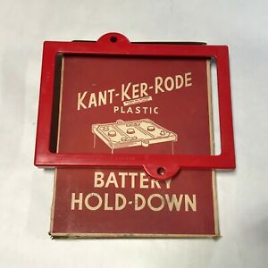 1929 1957 Buick Dodge Plymouth Ford Nos Kant ker rode Plastic Battery Hold Down