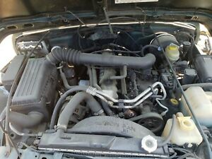 2000 2004 Jeep Wrangler 4 0l Engine Assembly