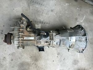 2012 2017 Jeep Wrangler 6 Speed Manual Transmission With Transfer Case Assembly