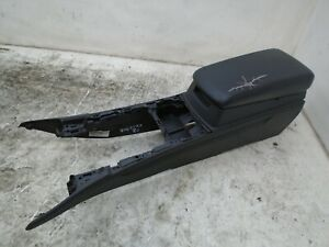 Dk90650 08 10 Dodge Charger Front Center Console Storage W Armrest Assembly Oem