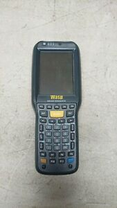 Wasp Barcode Technologies Wdt92 Mobile Computer