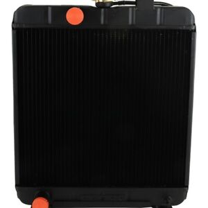 New Radiator For Ford new Holland 1110 1210 1310 Compact Tractor