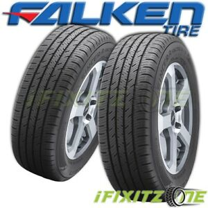 2 Falken Sincera Sn250 A S 195 65r15 91t All Season High Performance Tires