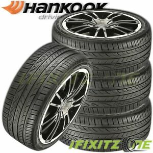 4 Hankook Ventus S1 Noble2 H452 245 45zr18 100w All Season Uhp Performance M S