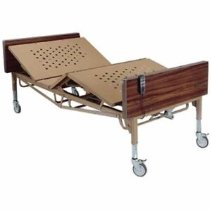 Drive Medical Bariatric Hospital Bed Package 600lbs