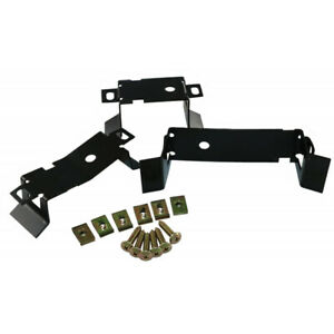 Chevelle Console Mounting Brackets For Cars With 4 Speed Transmission