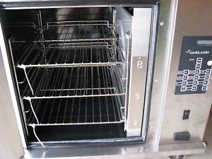 Garland Mcoe5ldsmd Electric Convection Cooking Baking Food Oven 208 Volt 3 Phase