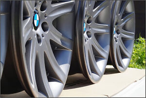 Bmw Powdercoated Genuine Factory 19 Bbs M 95 Oem E65 E66 F30 E90 E38 F10 M5 M3