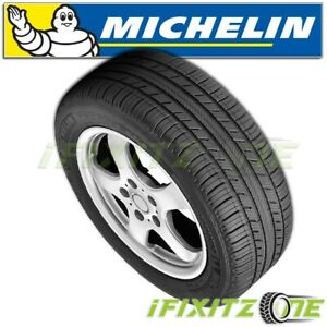 1 Michelin Premier A S 225 45r17 91v All Season Performance Tires