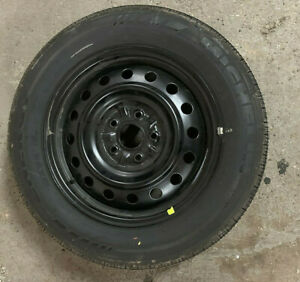 02 06 Toyota Camry Full Size Spare Tire Wheel Rim Donut Michellin Tire