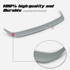 Frp Oe Style Rear Spoiler Exterior Add On For 14 18 Mazda 3 Mps 3dr 5dr Hatch