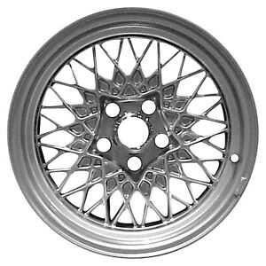 Chrome Plated Mesh 16x7 Factory Wheel 1997 2002 Ford Crown Victoria