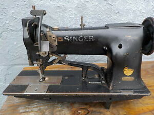 Industrial Sewing Machine Model Singer 111 W 117 Walking Foot Leather