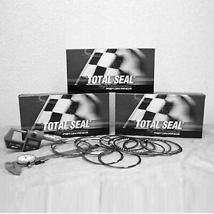 Total Seal Rings Tl369035 Engine Piston Ring 4 035 1 16 1 16 3 16 Ts1l 8cyl