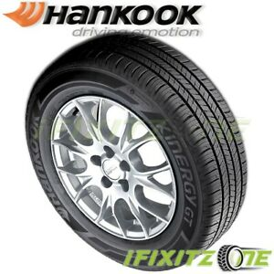 1 Hankook Kinergy Gt H436 245 45r18 96v M S All Season Grand Touring A S Tire