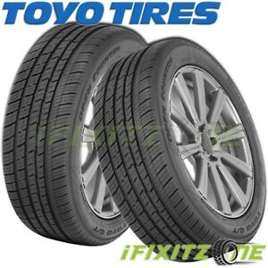2 X New Toyo Open Country Q T 255 55r20 Xl 110v Tires