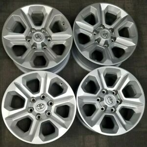 17 Toyota 4runner Factory Oem Alloy Wheels Rims 2014 2018 17x7