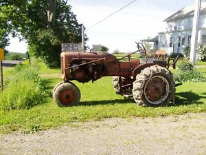 1946 Allis Chalmers C Tractor