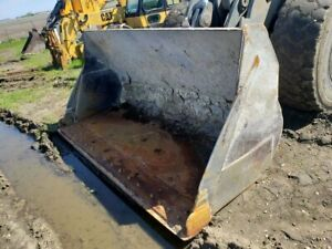 Volvo L90c Wheel Loader Bucket 100 Wide 46 Deep 46 Tall