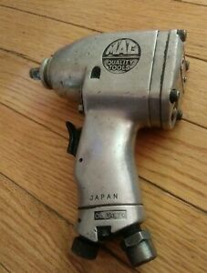 Mac Tools Aw135 3 8 Drive Impact Wrench Air Tool Made In Japan Scratched