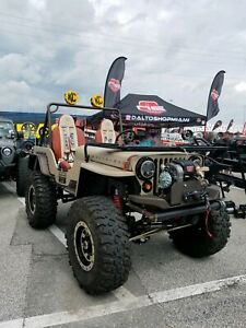1952 Jeep Willys Special Design
