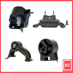 Motor Trans Mount 4pcs Fit 08 10 Chrysler Town Country Dodge Grand Caravan