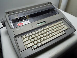 Brother Sx 4000 Daisywheel Electronic Dictionary Typewriter fast Shipping