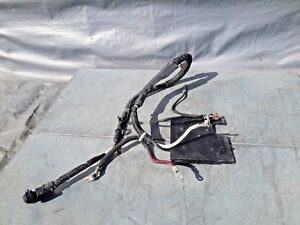 2010 2013 Mazda 3 Ground Battery Wiring Harness With Protector Oem