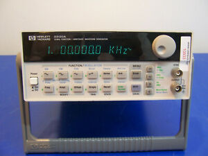 10933 Hp 33120a 15 Mhz Function Arbitrary Waveform Generator