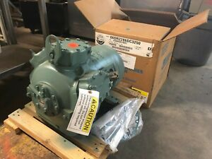 Carlyle 06dr Semi hermetic Reciprocating Low Temp Refrigeration Compressor Motor